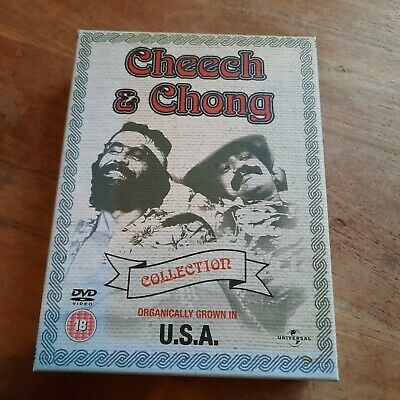 £5.99 • Buy Cheech And Chong Collection - Organically Grown In USA (Box Set)