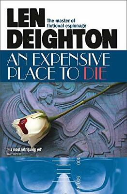 £9.99 • Buy An Expensive Place To Die By Deighton Book The Cheap Fast Free Post