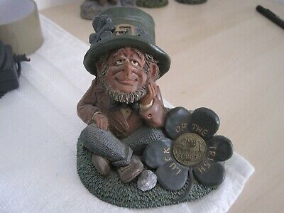 £9.99 • Buy Blarney Stone Finnian Collectable Ornament-Patrick-great For Celtic Man Cave