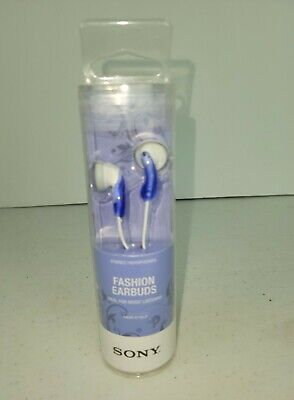 AU33.29 • Buy Sony MDR-E10LP In-Ear Stereo Headphone     New In Sealed Pack   PURPLE VIOLET