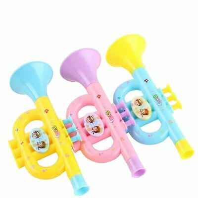 £2.14 • Buy Musical Instruments Toy Baby Music Toys Hooter Toy Kids Trumpet Trumpet Toy