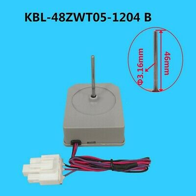 AU33.09 • Buy Parts Fan Motor Radiator Refrigerator Spare Accessories For KBL-48ZWT05-1204B