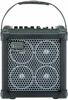AU515.93 • Buy Roland Bass Amplifier MICRO CUBE BASS RX MCB-RX Speaker Size 3.94 Inches
