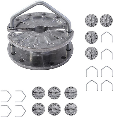 £23.62 • Buy 667214 10X Electric Fence Wire Tensioner Line Strainer Puller Galvanised