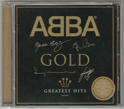 £3.95 • Buy Abba - Gold Greatest Hits (Limited Edition Signature Issue CD 1999) + Insert.