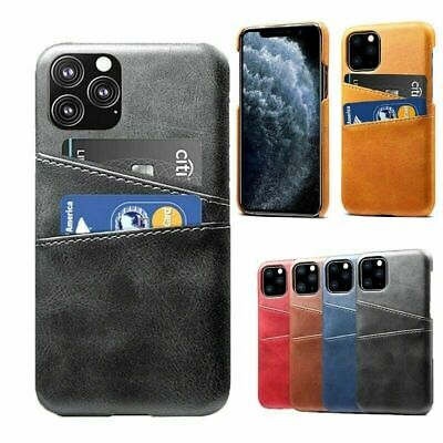AU24.27 • Buy Card Holder Phone Case For IPhone Shockproof For IPhone 11 Pro SE 2 2020 Cover