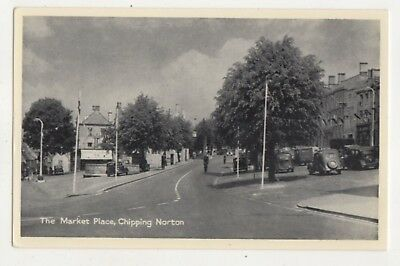 £2.99 • Buy The Market Place Chipping Norton Vintage Postcard Oxfordshire 747b