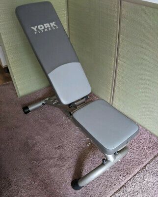 £75 • Buy York Fitness 45071 5 Seat Exercise Position Bench