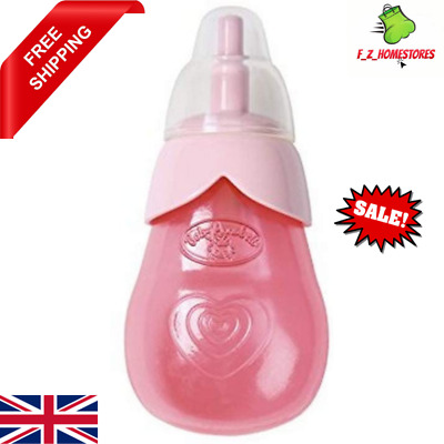 £5.98 • Buy Baby Annabell Milk Bottle 43cm Dolls Bottle Feeding For 3 Years Toddlers And Up