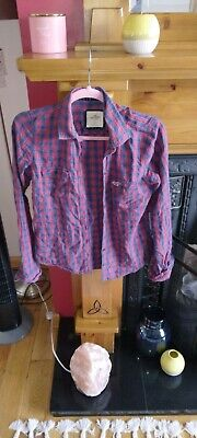 £0.99 • Buy Hollister Checked Shirt. Size S