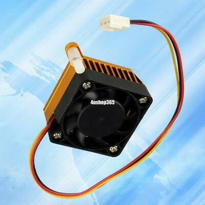 £2.57 • Buy 3 Pins Cooling Fan Heatsink Cooler For Pc Laptop Cpu Vga Graphics Video Card 95