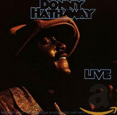 £4.44 • Buy Donny Hathaway - Live - Donny Hathaway CD 6WVG The Cheap Fast Free Post The
