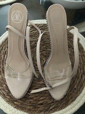 £10 • Buy Misguided Shoes Size 7