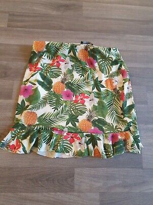 £2.50 • Buy Pretty Little Thing Tropical Skirt 10