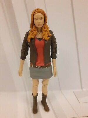 £6.50 • Buy Doctor Who Amy Pond Mini Skirt Leather Jacket 11th Dr Companion 5  Figure Loose