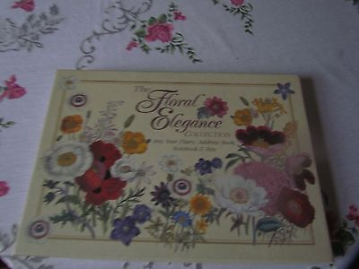 £10 • Buy Vintage Any Year Diary, Address Book, Notebook & Pen-Gift Set