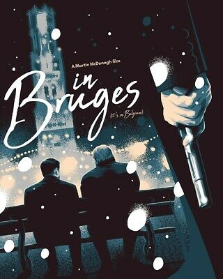 £49.99 • Buy In Bruges Limited Edition - Second Sight Blu-ray [brand New & Sealed] (oop)