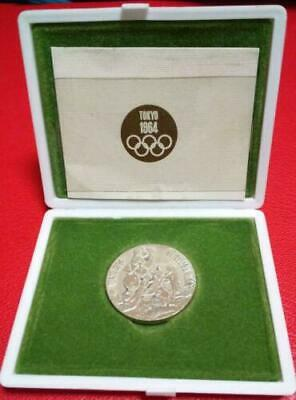 £65.52 • Buy 1964 Tokyo Olympics Commemorative Silver Medal Limited From Japan