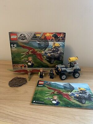 £5.90 • Buy Lego 75926 Pteranodon Chase, Jurassic World, Used 100% Complete Retired Set