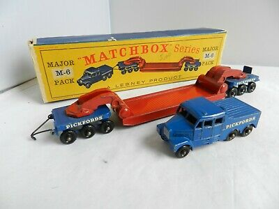 £30 • Buy Matchbox Major Pack M-6 18 Wheel Tractor And Transporter