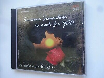 £9.95 • Buy SOMEONE SOMEWHERE IS MADE FOR YOU ~ Bollywood Soundtrack Hindi CD ~ 1998