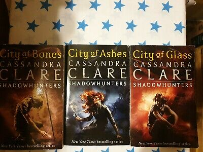£7.99 • Buy Cassandra Clare Collection Volumes 1 - 3 Of The Mortal Instruments