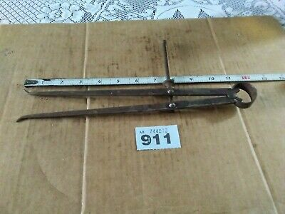 £2.20 • Buy Used Engineering Hand Tools Moore And Wright