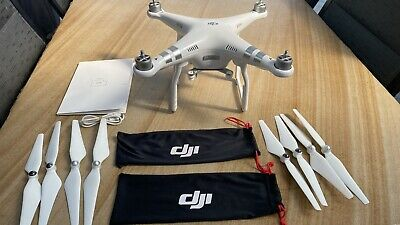 AU250 • Buy DJI Phantom 3 Advanced With Hard Case, For Parts Or Repair