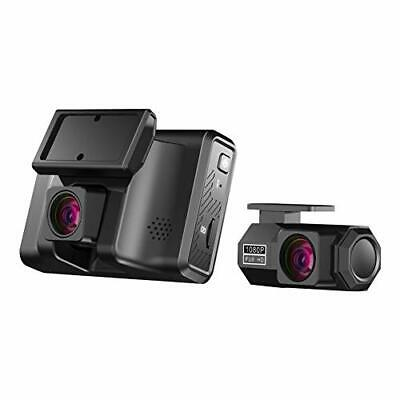 AU147.75 • Buy ZEROGOGO Dash Cam Front And Rear 2.5K Built In GPS Dash Camera For Cars Sony ...