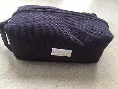 £4.50 • Buy Gulf Air Business Class Amenity Kit-Smart Spacious Bag; Contents As Per Photo.