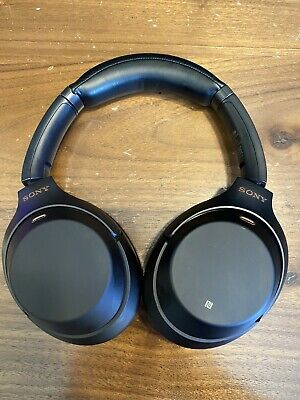 AU180 • Buy Sony WH-1000XM3 Wireless Noise Cancelling Over-Ear Headphones W/ Case And USB-C