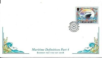 £1.50 • Buy Guernsey 2005 Maritime Definitive £4 Issue FDC (D)