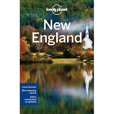 £16.40 • Buy Lonely Planet New England - Paperback NEW Planet, Lonely 03/09/2018