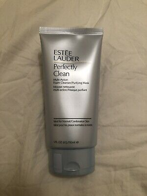 £15 • Buy ESTEE LAUDER PERFECTLY CLEAN MULTI-ACTION FOAM CLEANSER / PURIFYING MA$K 150ml