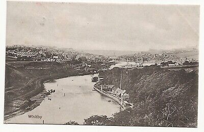 £1.50 • Buy 1904 Postcard Whitby North Yorkshire - Postmark Whitby No. 4573