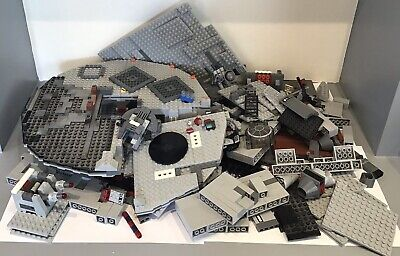 £114.99 • Buy LEGO Star Wars Spares Bundle From Death Star (10188) Incomplete MOC