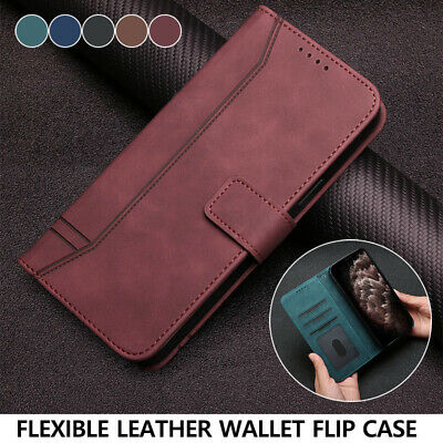 AU14.99 • Buy For Samsung Galaxy S21 S20 FE Ultra S10 9 S8 Plus Case Leather Wallet Flip Cover