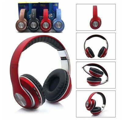 AU28.29 • Buy Wireless Headset Bluetooth Gaming With Microphone Headphones Computer PC Laptop