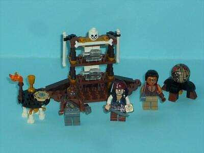 £12.50 • Buy Lego Pirates Of The Caribbean 4191 The Captains Cabin With Instructions