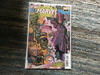£4.95 • Buy History Of The Marvel Universe #1,- Comic - Boarded & Sleeved