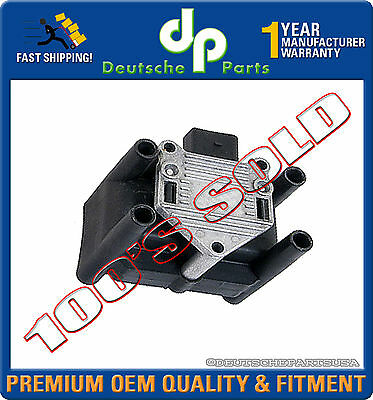 $37.99 • Buy IGNITION COIL PACK 99 2000 01 For VW GOLF BEETLE JETTA 032905106E 032 905 106E