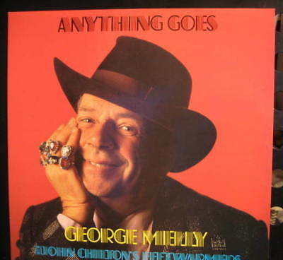 GEORGE MELLY John Chilton's Feetwarmers ANYTHING GOES • 8£