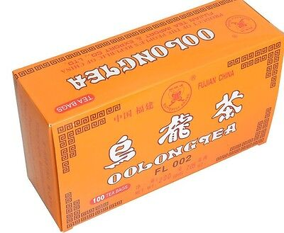 £6.99 • Buy Oolong Tea Bags Aid Diet Slimming Detox Pure Chinese. FREE TRACKING