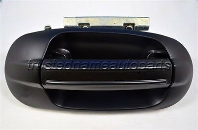 $20.22 • Buy Fit Ford Expedition Outside Exterior Door Handle Passenger Rear RH Primed Black