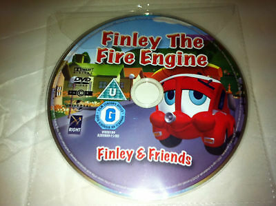 £3.50 • Buy Finley The Fire Engine Volume 1 - Finley And Friend DVD R2 - DISC ONLY In Sleeve