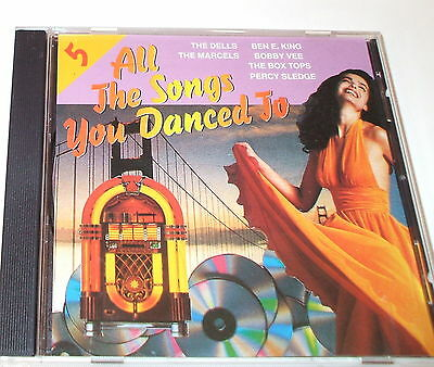 $2.88 • Buy All The Songs You Danced To - Bobby Vee Percy Sledge (CD)