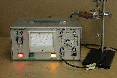 $750 • Buy Tensiometer, Electronic, W/weights And Sensor, Rothschild R 1192