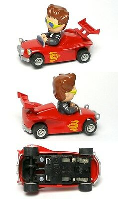 2010 Micro Scalextric Sim Chaz McFreely Slot Car My Sims Race Set Only Release! • 26.44£