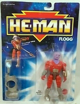 $59.99 • Buy The New Adventures Of He-Man - Flogg  Mattel Masters Of The Universe (MOC)