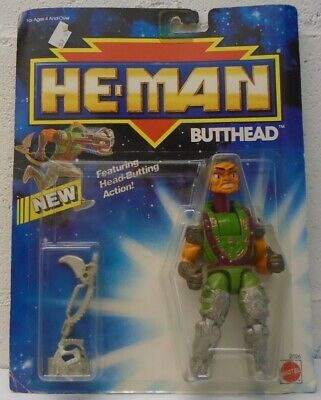 $99.99 • Buy The New Adventures Of He-Man - Butthead  Mattel Masters Of The Universe (MOC)